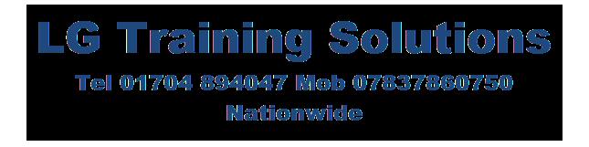 LG Training | LG Training Solutions